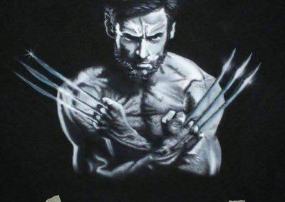 t-shirt-airbrush-x-man